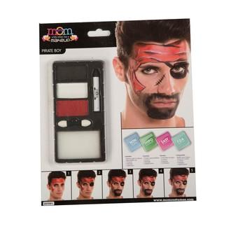 Líčidla - Make up - krev - Make up Sada Pirát