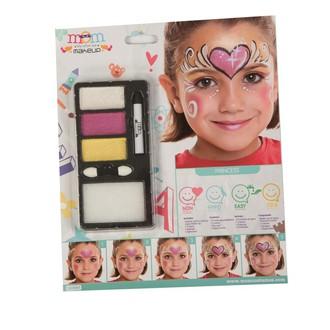 Líčidla - Make up - krev - Make up Sada Princezna