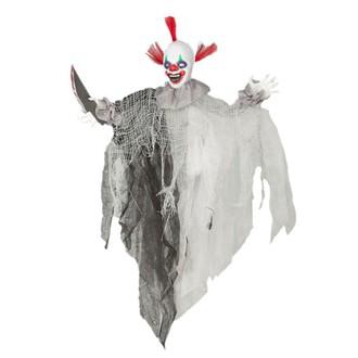 Doplňky na karneval - Ďábelský klaun
