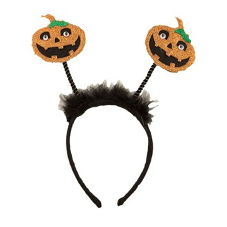 Halloween - Čelenka Halloween dýně