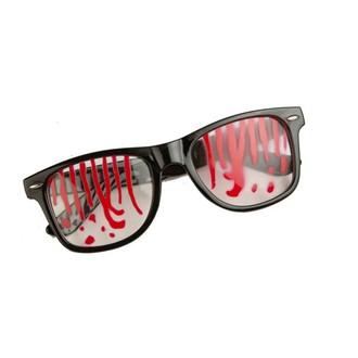 Kostýmy HALLOWEEN - Brýle s krví