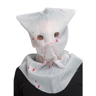 Masky - Škrabošky - Krvavý pytel na hlavu