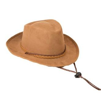 Klobouky - čepice - čelenky - Dětský klobouk Kovboj