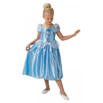 Princezny - Dětský kostým Popelka