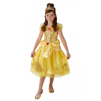 Kostýmy z filmů - Dětský kostým Princezna Bella