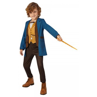 Kostýmy z filmů - Dětský kostým Newt Scamander deluxe