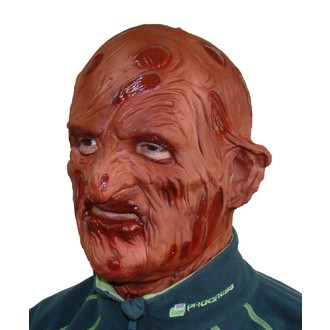 Kostýmy z filmů - Maska Freddy Krueger IV