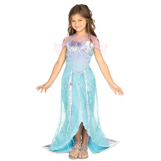 Kostýmy z filmů - Dětský kostým Mořská panna