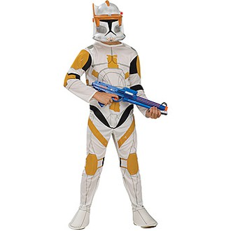 Kostýmy pro děti - Dětský kostým Clone Trooper Komandér Cody