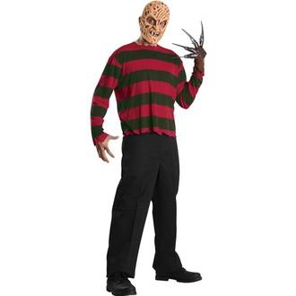 Kostýmy z filmů - Svetr a maska Freddy