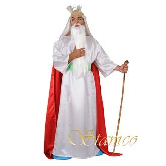 Kostýmy pro dospělé - Kostým Galský čaroděj