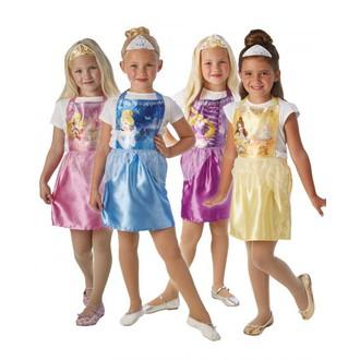 Princezny - Dětský kostým Princezna 3-6 roků