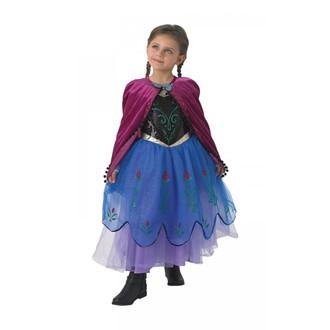 Kostýmy z filmů - Dětský kostým Anna