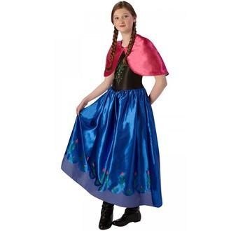 Kostýmy pro děti - Dětský kostým Anna