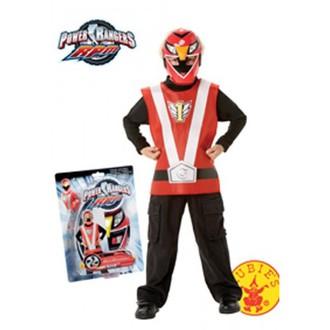 Výprodej  karneval - sleva až 70% - kostým Power Rangers - triko a maska