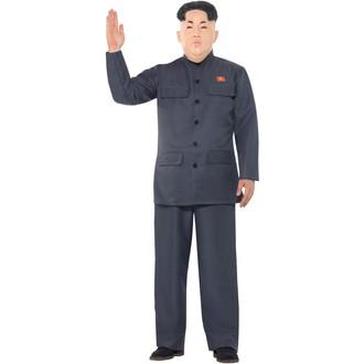 Kostýmy pro dospělé - Kostým Diktátor Kim