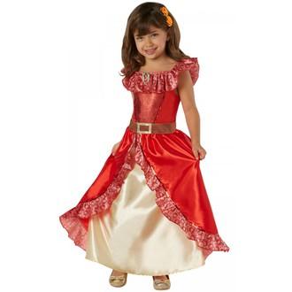 Kostýmy z filmů - Dětský kostým Elena z Avaloru deluxe