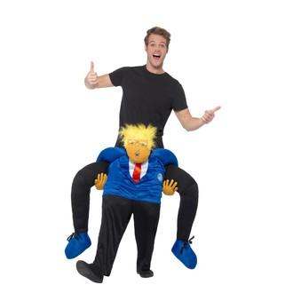 Kostýmy pro dospělé - Srandovní kostým Donald únosce