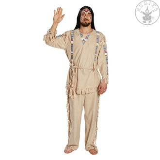 Indiáni - Indiánský kostým pánský