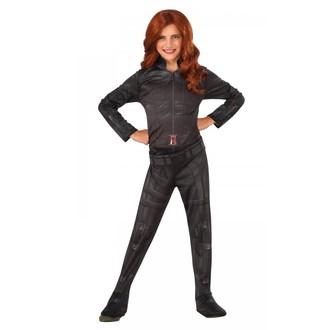 Kostýmy z filmů - Dětský kostým Black Widow
