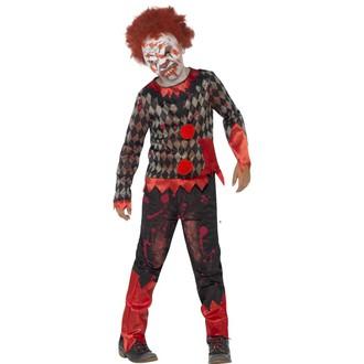 Párty dle tématu - Dětský kostým Děsivý klaun