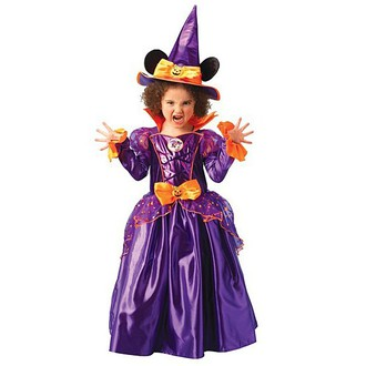 Čarodějnice - Čarodějnice Minnie Mouse original