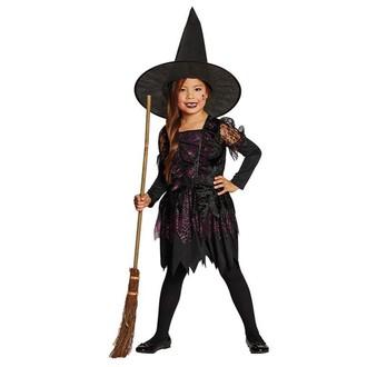 Čarodějnice - Kostým čarodějka vel.164