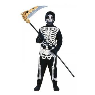 Kostýmy pro děti - Dětský kostým Kostlivec I