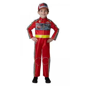 Kostýmy z filmů - Chlapecký kostým Blesk McQueen Auta 3