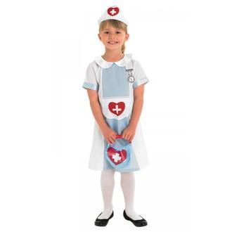 Kostýmy pro děti - Dětský kostým Sestřička