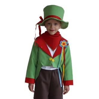 Kostýmy pro děti - Dětský frak Vodník