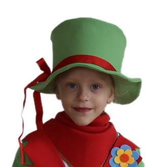 Klobouky - čepice - čelenky - Dětský klobouk Vodník