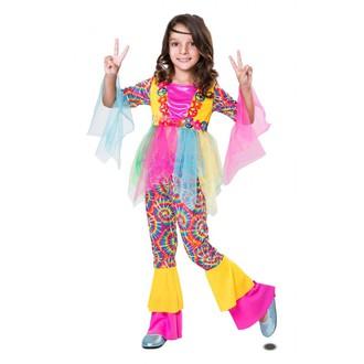 Kostýmy pro děti - Dětský kostým Hippiesačka