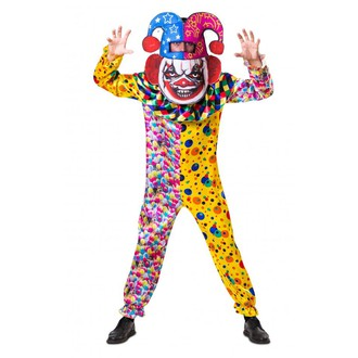 Kostýmy pro dospělé - Kostým Klaun