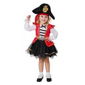 Kostýmy pro děti - Dětský kostým Pirátka