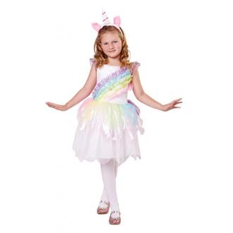 Kostýmy pro děti - Dětský kostým Jednorožec