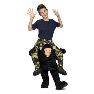 Kostýmy pro děti - Dětský kostým Opice únosce