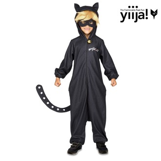 Kostýmy z filmů - Dětský kostým Černý kocour Kouzelná beruška I