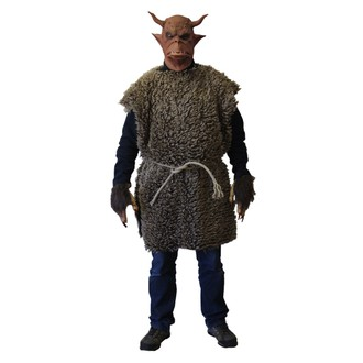 Kostýmy pro dospělé - Kostým Český chlupatý čert