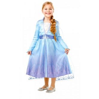 Kostýmy pro děti - Dětský kostým Elsa Frozen II