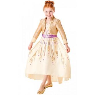 Kostýmy DISNEY - Dětský kostým Anna Frozen II