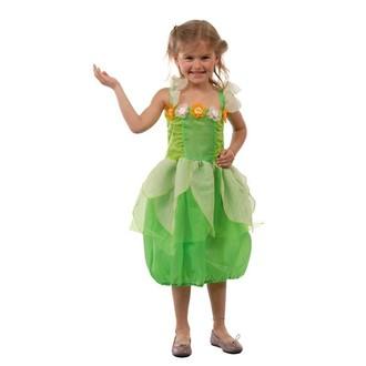 Kostýmy pro děti - Dětský kostým Zelená víla