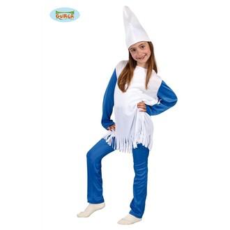 Kostýmy pro děti - dětský kostým Šmoulinka