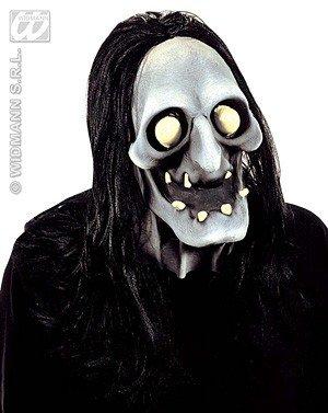 e8b063161 maska Halloween - čarodějnice | Vidmann Italy - Kostymy-karneval.cz