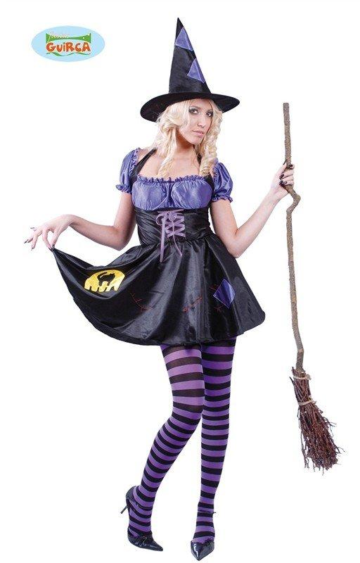 1a942e34299d Kostýmy pro dospělé - kostým čarodejnice