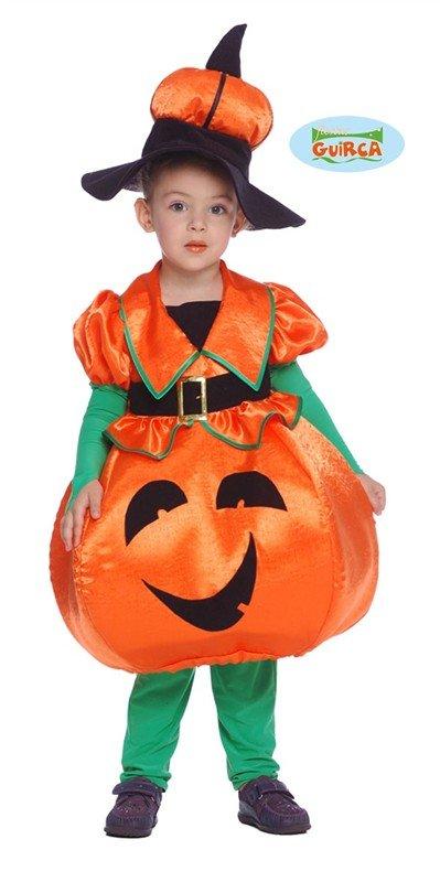 Kostýmy pro děti - kostým na Halloween dýně pro miminka 28685a8a8df