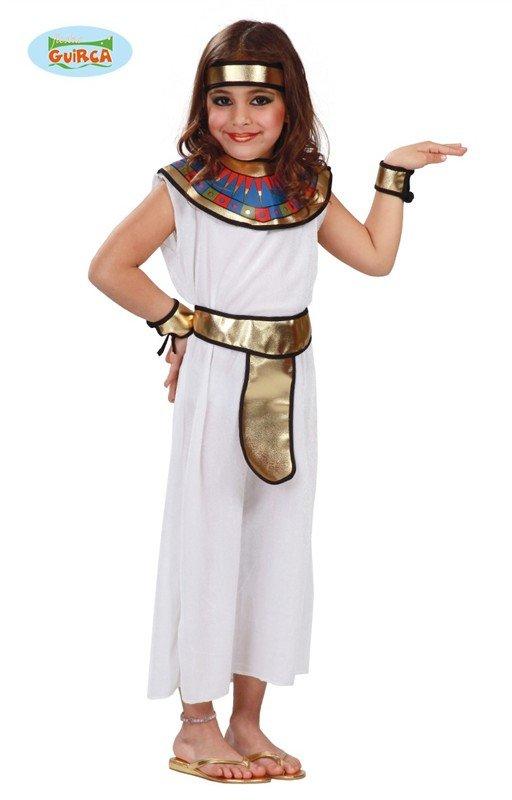 Kostýmy pro děti - Dětský kostým egypťanka 920c239f2e9