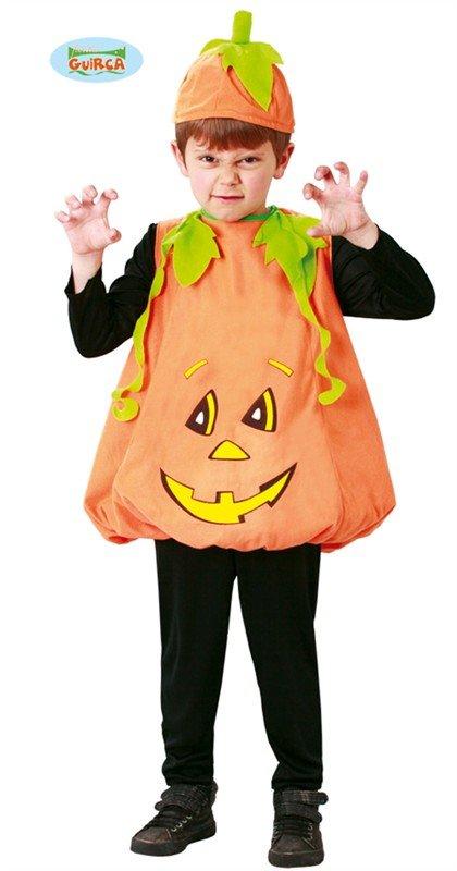 Kostýmy pro děti - Dětský kostým dýně na halloween 704f1b5aba7
