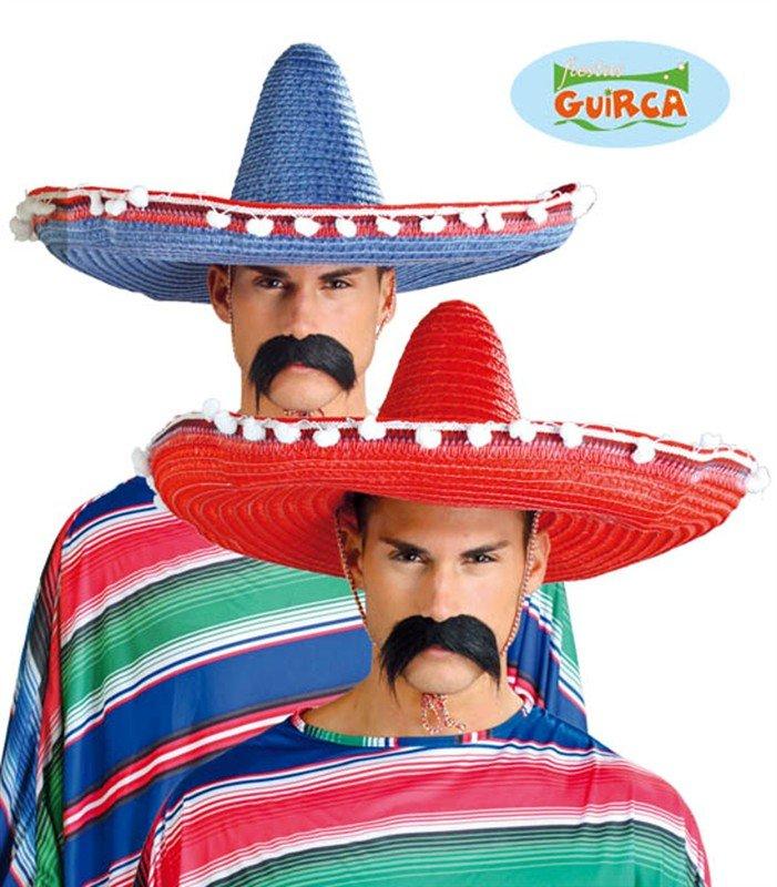 Klobouky - čepice - čelenky - Mexický klobouk 61cm a95b8a1b14