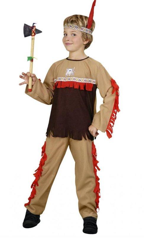 Dětský kostým Indián - Kostymy-karneval.cz 0d85961633